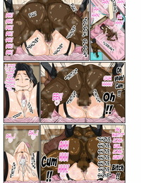 Mosquito Man Kaa-chan to Charao - Mom & Playboy English N04h - part 3