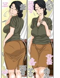 Mosquito Man Kaa-chan to Charao - Mom & Playboy English N04h