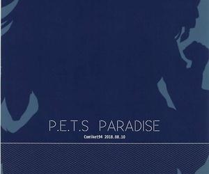 C94 Gintou Seika Tamasatou P.E.T.S PARADISE Azur Lane