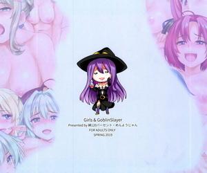 Wata 120 Percent Menyoujan Girls & GoblinSlayer Goblin Slayer English Kyuukei