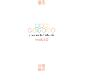 Ame Usagi Amedamacon confiture ameusagi illust collection vol.10 Various