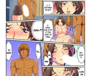 Kiryuu Reihou Hahaoya Swap - Omae no Kaa-chan Ore no Mono 1 English