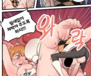 Creeeen 달콤한 항해사 누님 One Piece Korean
