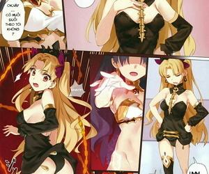COMIC1☆13 OrangeMaru YD Skill Kyouka Kaikin + OrangeMaru Bowels 04 Fate/Grand Order Vietnamese Tiếng Việt
