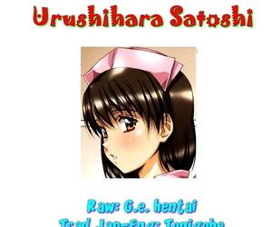Urushihara Satoshi Dorei Tenshi COMIC TENMA 2009-01 Spanish ganstatrad Decensored