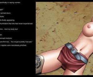 Rosiness Comics F.F.Fight Ultimate 2 Ashe story English