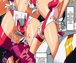 Warabimochi Heroine harassment Anzai Makoto Sekuhara hen EnglishNeraka Translations
