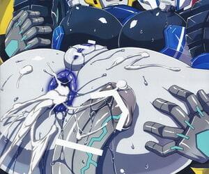 COMIC1☆9 Choujikuu Yousai Kachuusha Denki Shougun Plucky Girls Transformers Chinese 張守一&護家盟聯合漢化組