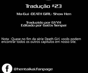Homare Ma-Gui -DEATH GIRL- Law Hen Play the fool Anthurium 023 2015-03 Portuguese - BR hentaikai.com