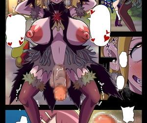 Akuochisukii Kyoushitsu Akuochisukii Sensei Kegasareta Seisen ~Akumu no Houkago~ Healin Good PreCure Textless Digital - attaching 2