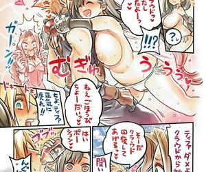 C92 Mimoneland Mimonel Nakama to Issen Koechau Hon ~FF Hen 2~ Final Fantasize