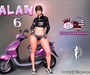 Pigking3D- Alan 6