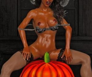 Happy Halloween 2! Cosmics3DAngels