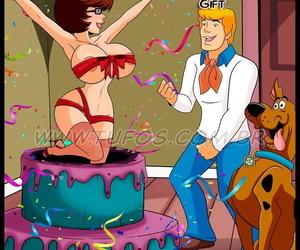 Scooby-Toon – Anniversary Capacity 4