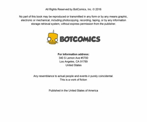 Bot Comics – Futa with the addition of Friends 3