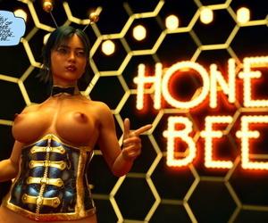 Honey Honey SquarePeg3D