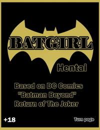 Darkfang100- Batgirl Hentai Batman