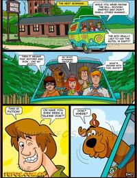 Scooby-Toon – Roadside Motel 6