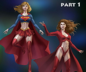 Feather- Heroines' Pussyventure Avengers
