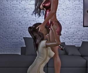 Abby & Jessie 1 – Cosmics3DAngels
