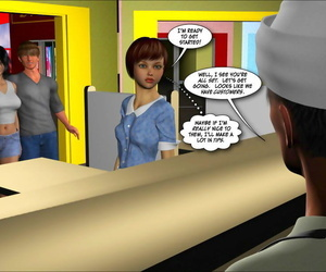 Misadventures At The Mall 2 – JojoTF