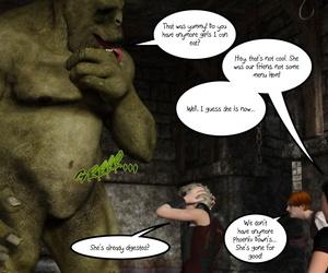 Glitch Rikku vs the Ogre