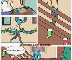 The Astounding Gumball Christmas - part 2