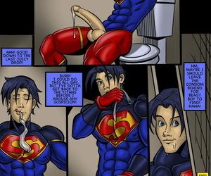 Superboy Unsurpassed