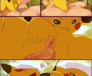 Pikachu Femdom