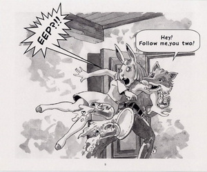 Mitzi Hammer away Gyrate - Hammer away Wolf Trouble