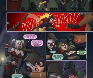 The Dissolve Of Batgirl