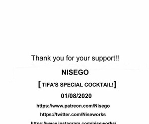 Tifas Special Cocktail!