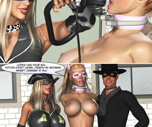 Hookup Pets of the Wild West 13-21 - part 5