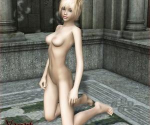 Vaesark Cassandra Soul Calibur