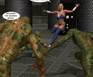 Origin of Iron Woman - part 5