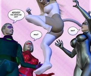 Hipcomix Pink Pussycat: Tamed