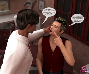 Shemale3DComics Dramatize expunge Ultimate Sex Therapy - fastening 3
