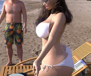 Mia at The Beach