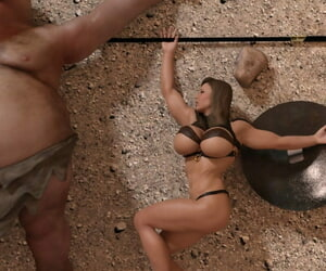 Amazons-vs-Monsters Troll Slave