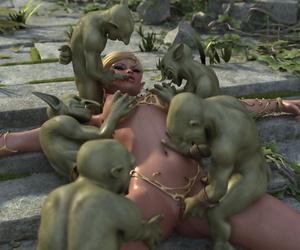 Hitmanx3z Rapefield: Bad Goblins