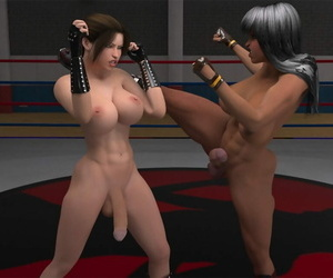 Futa Fighters Riley Vs Sarah Ongoing - part 3