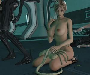 DizzyDills Aliens vs Upper classes