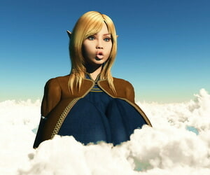Giantess 3D by Nyom87 - part 2