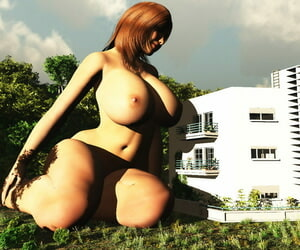 Giantess 3D by Nyom87 - part 3