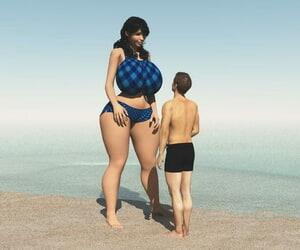 Giantess 3D by Nyom87