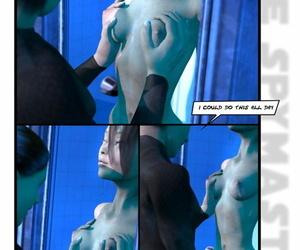 Nemesis Bellerophon STFW 05: Slay rub elbows with Spymaster