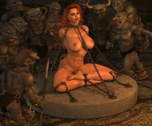 Killy the Dark Witch - part 2
