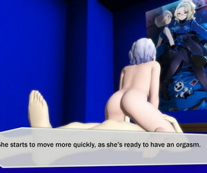 GameLoveStories Velvet Service Persona 4 English - part 5