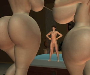 Giantess 3d - part 5