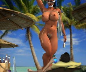 Giantess 3d - part 7